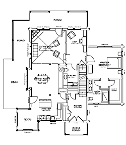 Rustic Farmhouse Floor Plans together with 45 X 30 Pole Barn House Plans  moreover Small Duct  Metal Cabins Floor Plans Metal Building Cabins   Home Plan And  . Log Cabin Home Designs And Floor Plans. Home Design Ideas