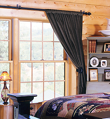 Andersen LowE Window for Log Homes